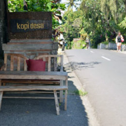 Kopi Desa - closest expresso stop - local owners
